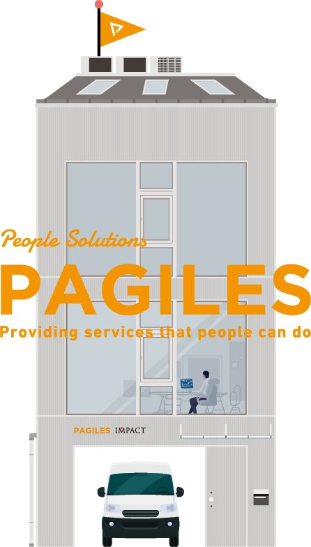People Solutions PAGILES Providing services that people can do